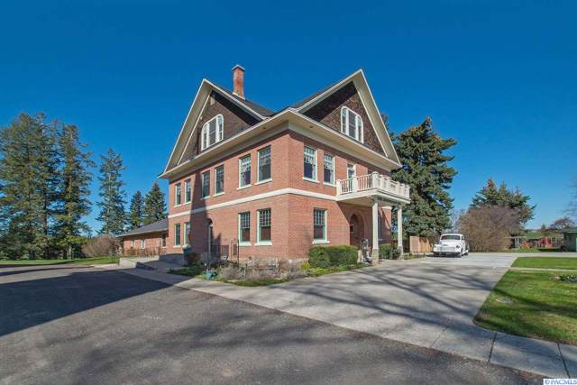 206 S St Boniface Street, Uniontown, WA 99179 (MLS #241809) :: Premier Solutions Realty