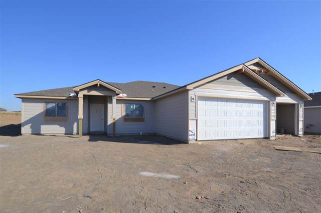 7819 Cassiar Dr, Pasco, WA 99301 (MLS #241912) :: The Phipps Team