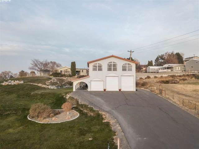 54 Charbonneau Dr., Burbank, WA 99323 (MLS #241921) :: Community Real Estate Group