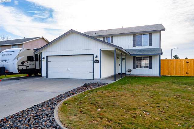 6708 Ebbets Dr, Pasco, WA 99301 (MLS #241923) :: The Phipps Team