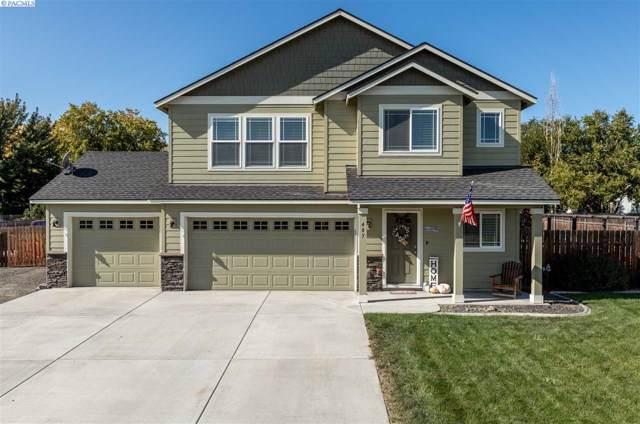 407 Sanlyn Ct., Benton City, WA 99320 (MLS #241929) :: The Lalka Group
