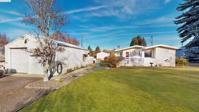 320 E Elmo Street, Palouse, WA 99161 (MLS #241992) :: Dallas Green Team