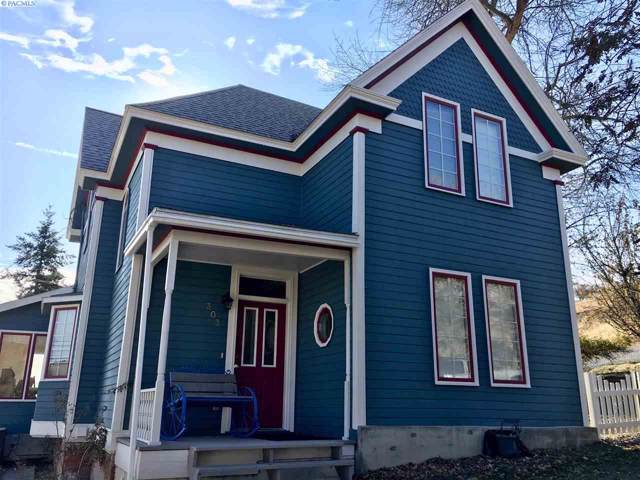 303 W Canyon St., Colfax, WA 99111 (MLS #242001) :: Dallas Green Team