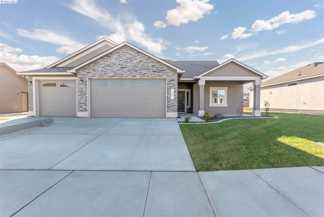 3047 Wild Canyon Way, Richland, WA 99354 (MLS #242067) :: The Lalka Group