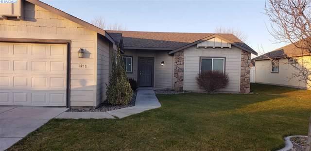 1478 Larkspur Drive, Richland, WA 99352 (MLS #242081) :: The Lalka Group