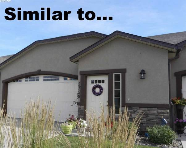 2752 Gentle Court, West Richland, WA 99353 (MLS #242257) :: Premier Solutions Realty