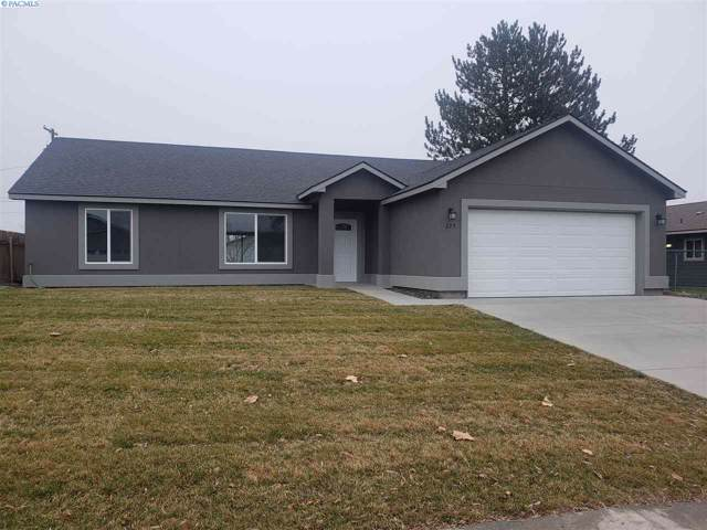 225 N Beech Ave, Pasco, WA 99301 (MLS #242275) :: Community Real Estate Group
