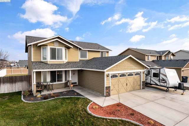 4519 Atlanta Lane, Pasco, WA 99301 (MLS #242327) :: Community Real Estate Group