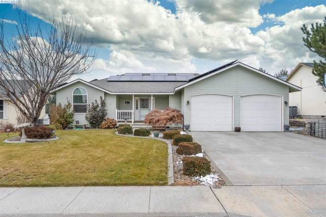 2117 S Highlands, West Richland, WA 99353 (MLS #242334) :: The Phipps Team