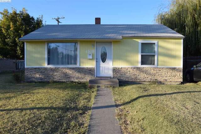 1508 Irving Ave, Sunnyside, WA 98944 (MLS #242356) :: The Phipps Team