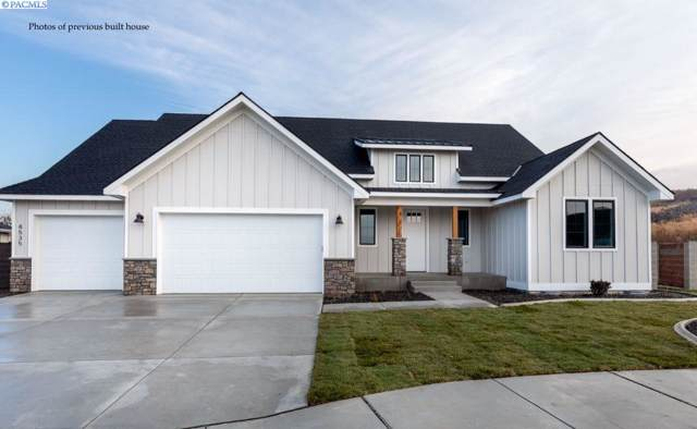 Lot 13 Wallowa Road, Kennewick, WA 99338 (MLS #242397) :: Premier Solutions Realty