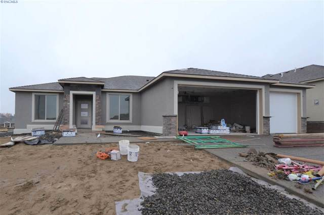 3264 Wild Canyon Way, Richland, WA 99354 (MLS #242411) :: The Phipps Team