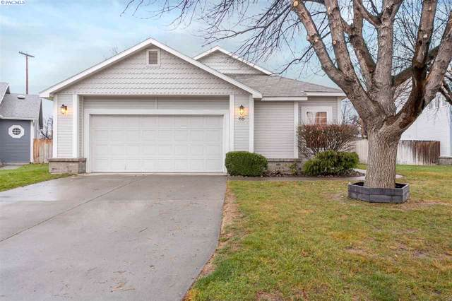 65 Bremmer St, Richland, WA 99352 (MLS #242425) :: Community Real Estate Group