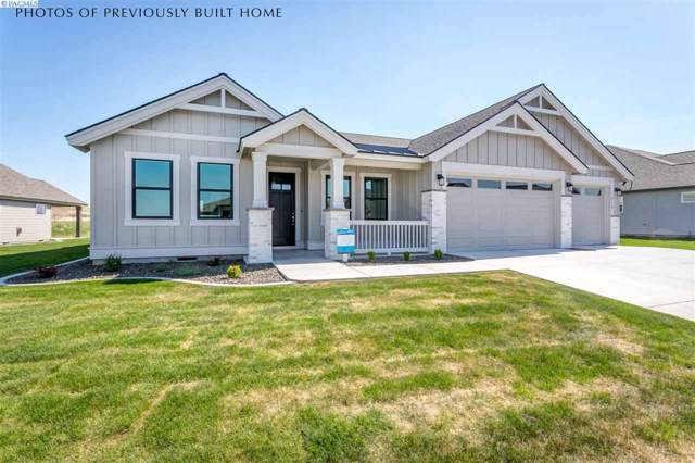 3156 Wild Canyon Way, Richland, WA 99354 (MLS #242812) :: Dallas Green Team