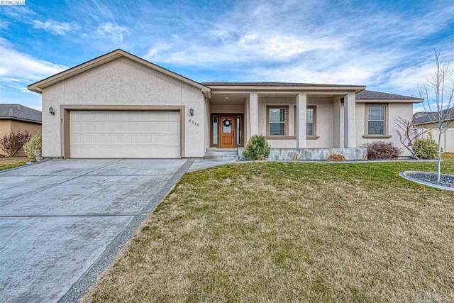 6315 Pimlico Dr, Pasco, WA 99301 (MLS #242894) :: Dallas Green Team