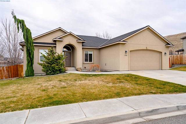1206 Kensington Way, Richland, WA 99352 (MLS #242917) :: Dallas Green Team