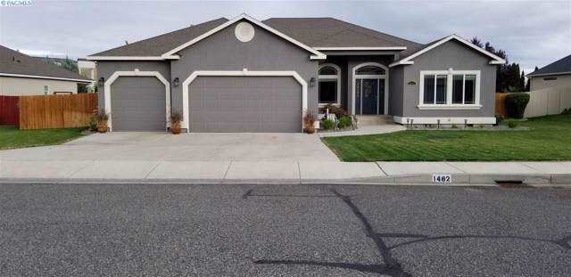 1482 Jonagold Dr, Richland, WA 99352 (MLS #242927) :: Dallas Green Team