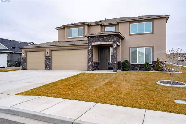 3514 Cook Ln, Pasco, WA 99301 (MLS #242929) :: Dallas Green Team