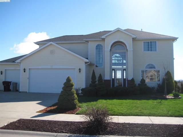 1020 SW Itani Drive, Pullman, WA 99163 (MLS #242961) :: Beasley Realty