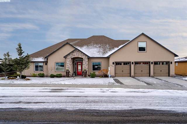 2981 Riverbend Dr, Richland, WA 99354 (MLS #242977) :: Dallas Green Team
