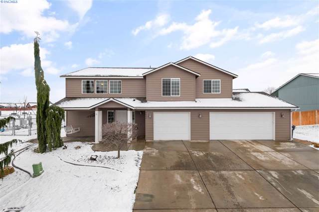 5602 Wrigley Dr, Pasco, WA 99301 (MLS #243004) :: Dallas Green Team