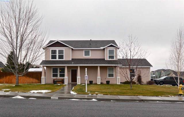 2002 Diamond Head Way, West Richland, WA 99353 (MLS #243018) :: Premier Solutions Realty