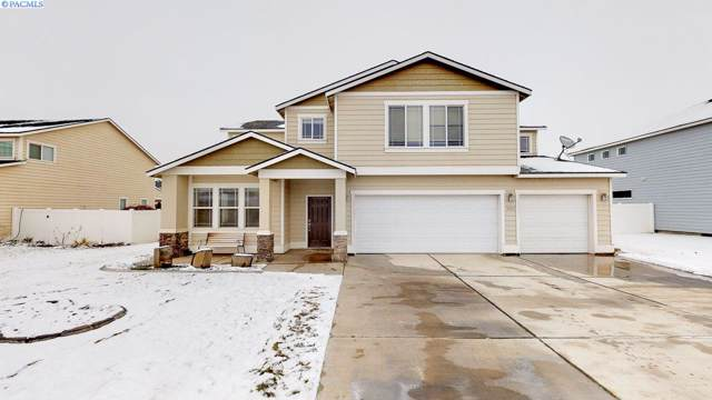 5109 Pamplona Drive, Pasco, WA 99301 (MLS #243032) :: Dallas Green Team
