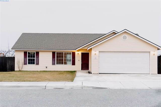 823 Madrona Ave, Pasco, WA 99301 (MLS #243053) :: Premier Solutions Realty