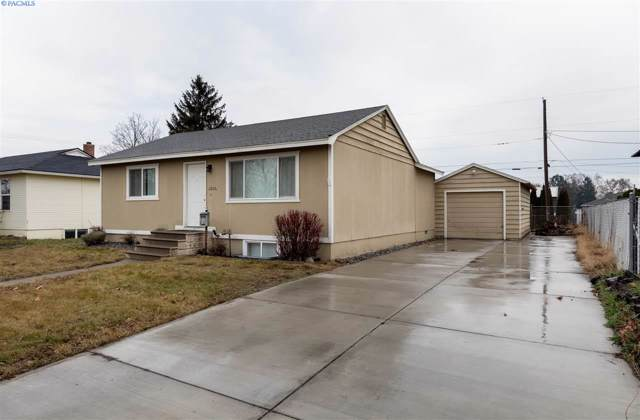 2006 Everest Ave, Richland, WA 99354 (MLS #243063) :: Premier Solutions Realty