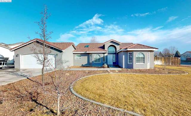 5705 Mulberry Drive, West Richland, WA 99353 (MLS #243069) :: Premier Solutions Realty