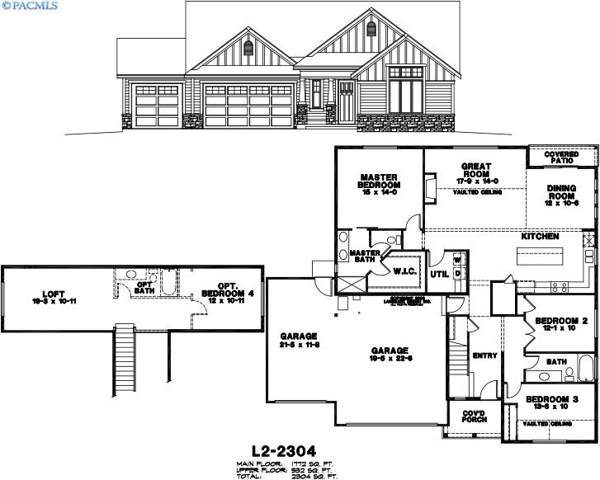 3507 S Mckinley, Kennewick, WA 99338 (MLS #243080) :: Premier Solutions Realty