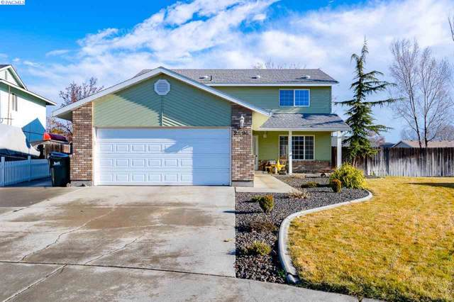 2304 Hummingbird Pl, West Richland, WA 99353 (MLS #243105) :: Community Real Estate Group