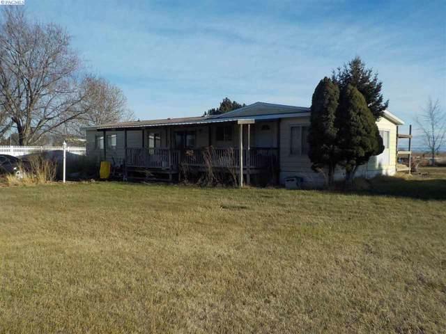 323 Harrison Road, Burbank, WA 99323 (MLS #243154) :: Columbia Basin Home Group