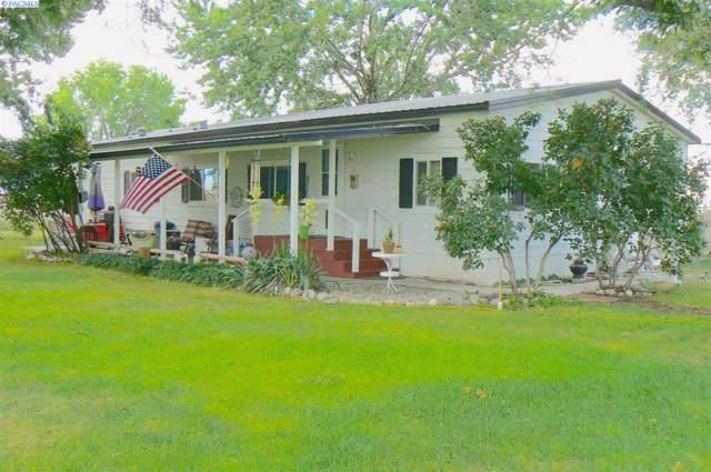 643 Harrison Road, Burbank, WA 99323 (MLS #243163) :: Community Real Estate Group