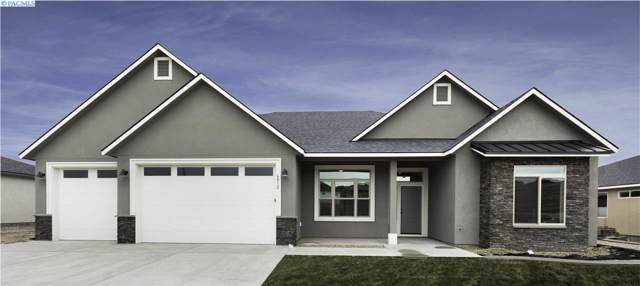 1288 Paige St, Richland, WA 99352 (MLS #243164) :: The Phipps Team