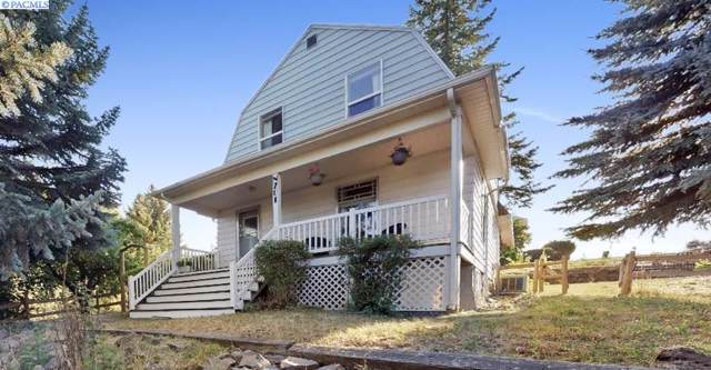 201 N Montgomery St, Uniontown, WA 99179 (MLS #243202) :: Premier Solutions Realty