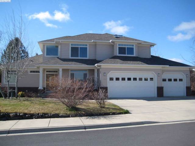 1115 SW Crestview Street, Pullman, WA 99163 (MLS #243337) :: Community Real Estate Group