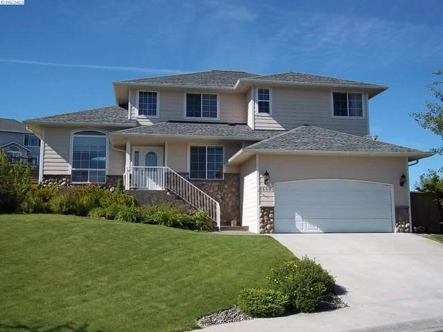 1530 SW Casey Ct, Pullman, WA 99163 (MLS #243375) :: Community Real Estate Group