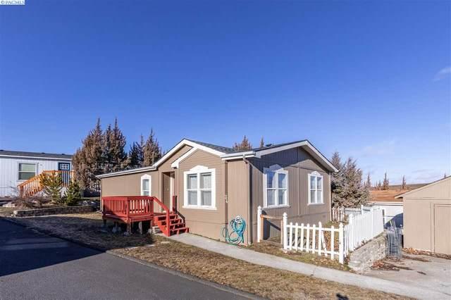 260 NW Golden Hills #34, Pullman, WA 99163 (MLS #243387) :: Beasley Realty