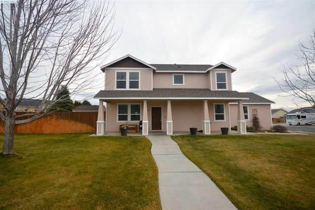 2002 Diamond Head Way, West Richland, WA 99353 (MLS #243470) :: Community Real Estate Group