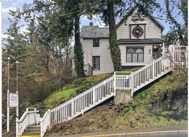 215 SE Paradise Street, Pullman, WA 99163 (MLS #243494) :: Columbia Basin Home Group