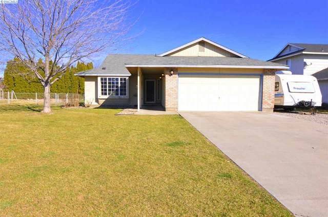 5110 Blue Heron Blvd, West Richland, WA 99353 (MLS #243527) :: Premier Solutions Realty