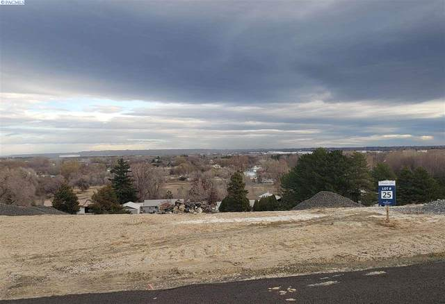 Lot 25 Nicholas Ln, West Richland, WA 99353 (MLS #243542) :: Community Real Estate Group