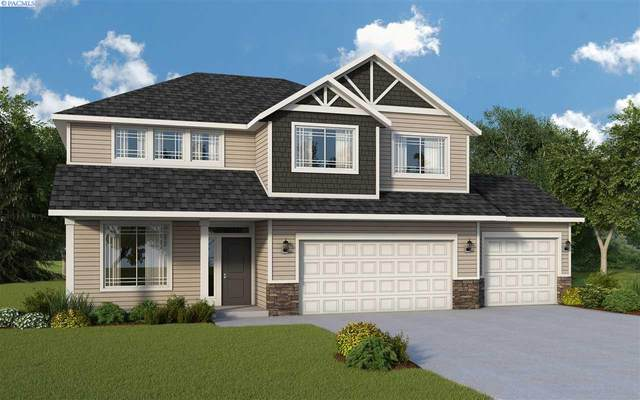 4901 Corinth Drive, Pasco, WA 99301 (MLS #243565) :: Community Real Estate Group