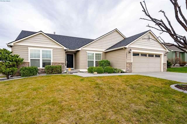 1601 S Jefferson Place, Kennewick, WA 99338 (MLS #243566) :: Community Real Estate Group