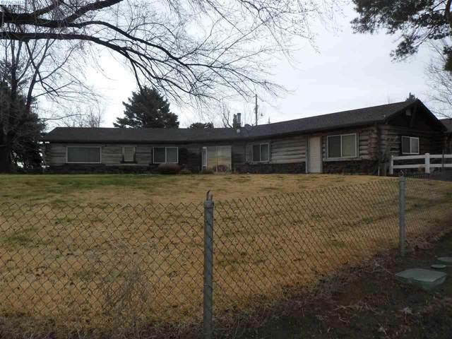 372 Mcnary Ridge Road, Burbank, WA 99323 (MLS #243591) :: Dallas Green Team