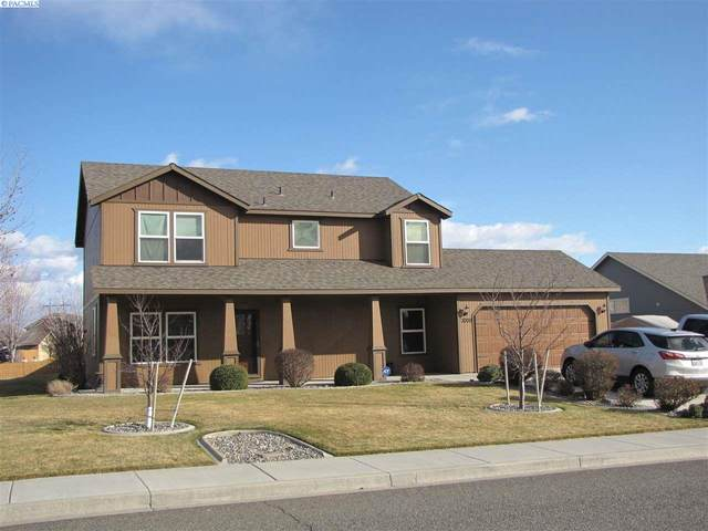 3000 S Highlands Blvd, West Richland, WA 99354 (MLS #243641) :: Community Real Estate Group