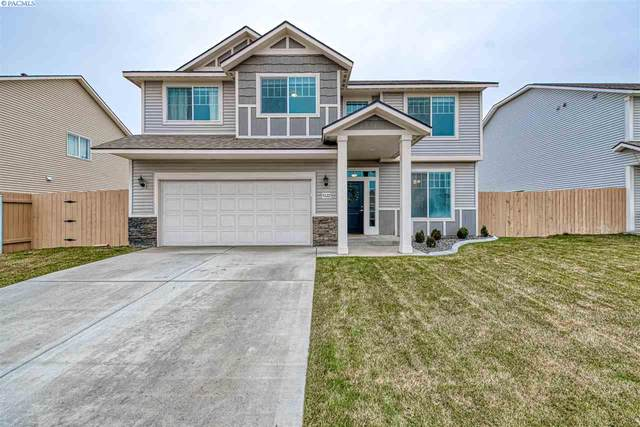 5822 Tyre Dr, Pasco, WA 99301 (MLS #243644) :: Premier Solutions Realty