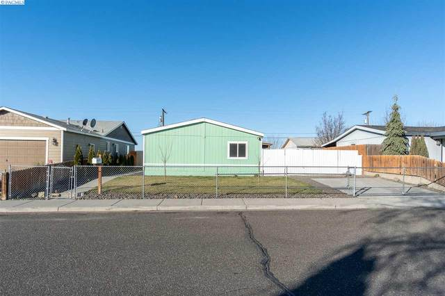 432 N Owen Ave., Pasco, WA 99301 (MLS #243658) :: Community Real Estate Group