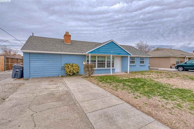 627 S Ione Street, Kennewick, WA 99336 (MLS #243659) :: Premier Solutions Realty